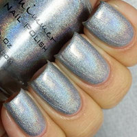 Pt Young Thing Silver Holographic Nail Polish- 0.5 oz Full Sized Bottle