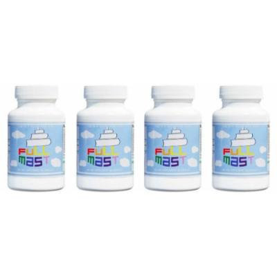 Eden Pond Fullmast The Ultimate Pre-Workout Supplement, 60 Capsules, 4 Count