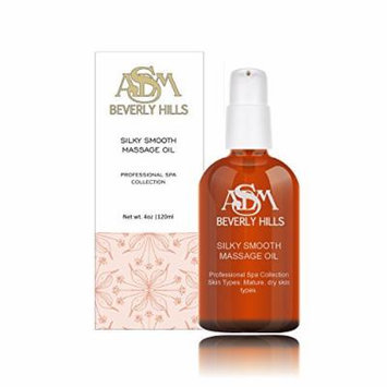 PRO Massage Oil 4oz - Professional Massage & Spa Therapy Products Aromatherapy