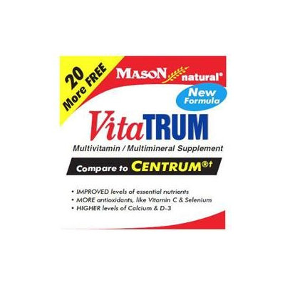 Mason Natural, Vitatrum Complete, 150 Tablets