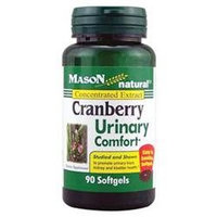 Mason Natural, Cranberry Urinary Comfort, 90 Softgels