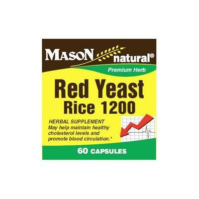 Mason Natural, Red Yeast Rice, 60 Capsules