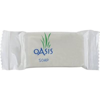 Oasis 0.5# Soap Bar(small) for Hotel and Motels- Case of 100