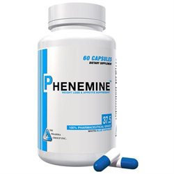 Tri-pharma Group Inc. Tri-Pharma Group Inc, Phenemine Weight Loss & Appetite Suppressant, 60 Capsules