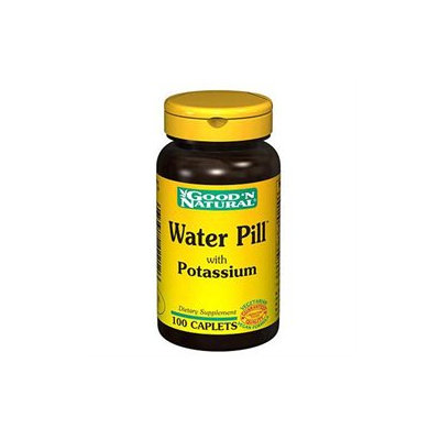 Good 'N Natural - Water Pill Natural Diuretic - 100 Caplets