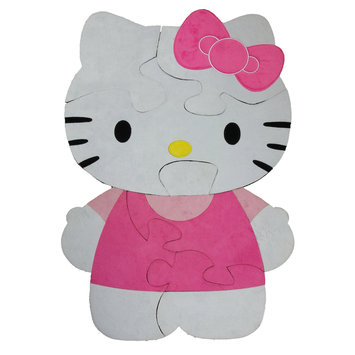 Braha Industries Inc. Hello Kitty Puzzle Pal Play Mat