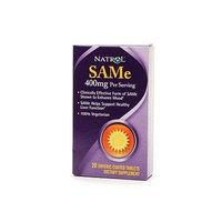Natrol SAMe, 400mg, Enteric Coated Tablets 20 ea