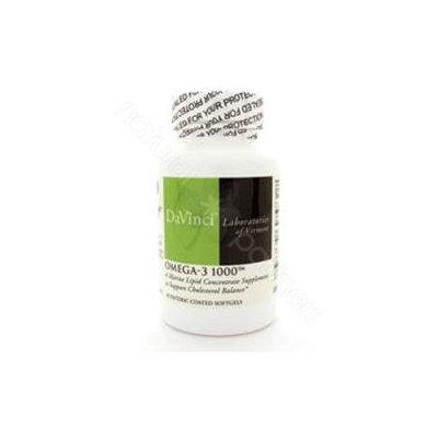 DaVinci Laboratories - Omega-3 1000 mg. - 45 Enteric Coated Softgels