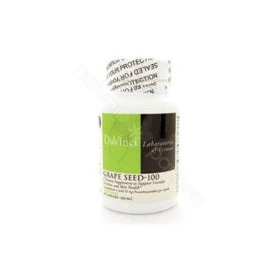 DaVinci Laboratories - Grape Seed 100 mg. - 90 Vegetarian Capsules