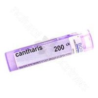 Boiron Cantharis 200ck 200CK - 80 Pellets - Other Homeopathics