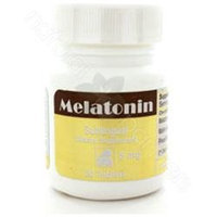 Intensive Nutrition Melatonin Sublingual - 5 mg - 30 Tablets