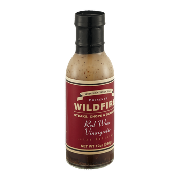 Wildfire Salad Dressing Red Wine Vinaigrette