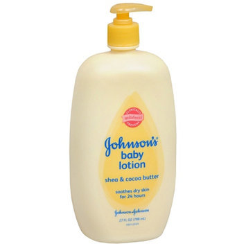 Johnson's Baby Shea & Cocoa Butter Baby Lotion