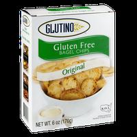 Glutino Bagel Chips Gluten Free Original