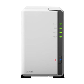 Synology Nas Diskstation Ds216j [diskless]