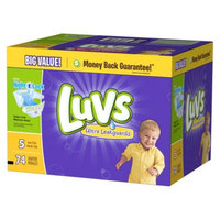 Luvs Diaper Big Pack X-large Size 5 80 ct