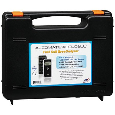 AlcoMate AL9000 AccuCell Fuel Cell Breathalyzer