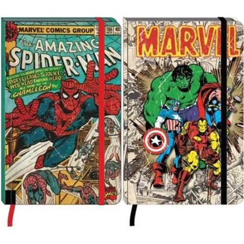 Marvel Superhero Hardcover Journal