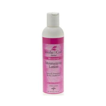 Medline Soothe & Cool Herbal Body Lotion, White MSC096430