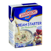 Campbell's Swanson Cream Starter Reduced Fat 25%