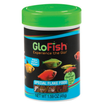 GloFish GLOAFish Special Flake Fish Food