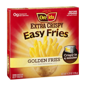 Ore-Ida Easy Fries Golden Fries French Fried Potatoes Extra Crispy