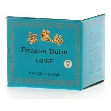Dragon Balm - White 19 gm, Chinese Imports