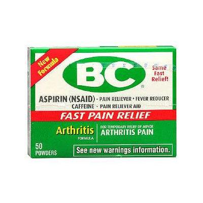 BC Arthritis Formula