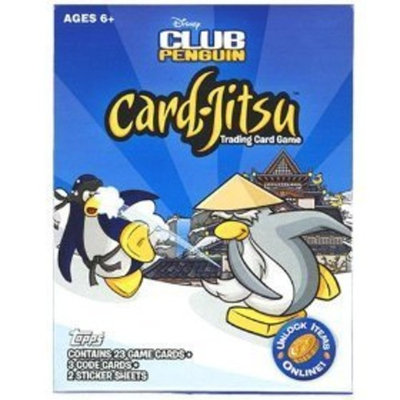 Topps Club Penguin Trading Card Game Card-Jitsu Series 2 Value Pack (26 Cards)