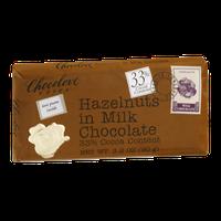 Chocolove Hazelnuts in Milk Chocolate