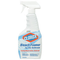 Clorox Bath Foamer with Bleach, 16 oz
