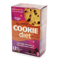 Hollywood Cookie Diet Meal Replacement Cookies