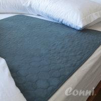 Conni Mate Bed Pad, Teal Blue, 1 ea