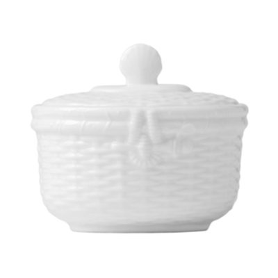 Wedgwood Dinnerware, Nantucket Basket Sugar Bowl