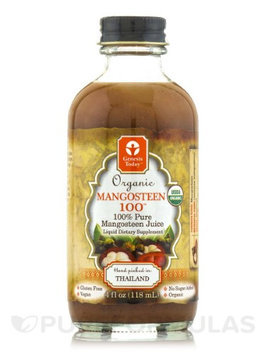 Genesis Today Inc Genesis Today - Organic Mangosteen 100 Juice - 4 oz.