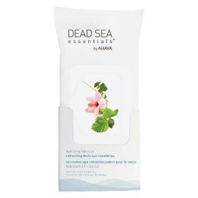 Ahava North America Dead Sea Essentials by AHAVA Hydrating Hibiscus Refreshing Body Spa