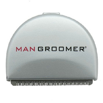 MANGROOMER Premium Replacement Head for the Do-It-Yourself Electric Back Hair Shaver