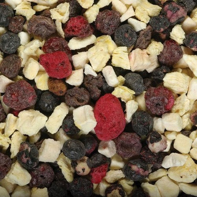 Just Tomatoes Just Fruit Munchies Freeze-Dried Bird Treats - 8 oz