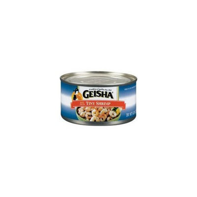 Geisha Wet Pack Tiny Shrimp (Case of 12)