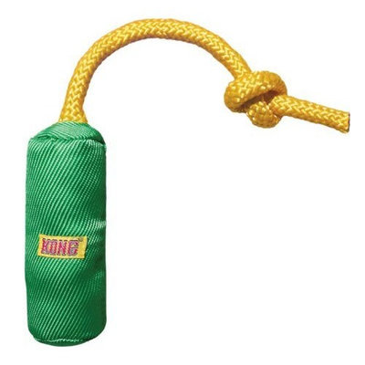 KONG Funsters Cylinder Dog Toy, Small, Colors Vary