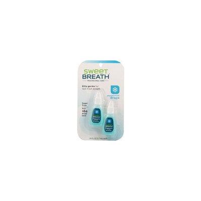 Sweet Breath Peppermint Drops Peppermint -- 0.125 fl oz Each