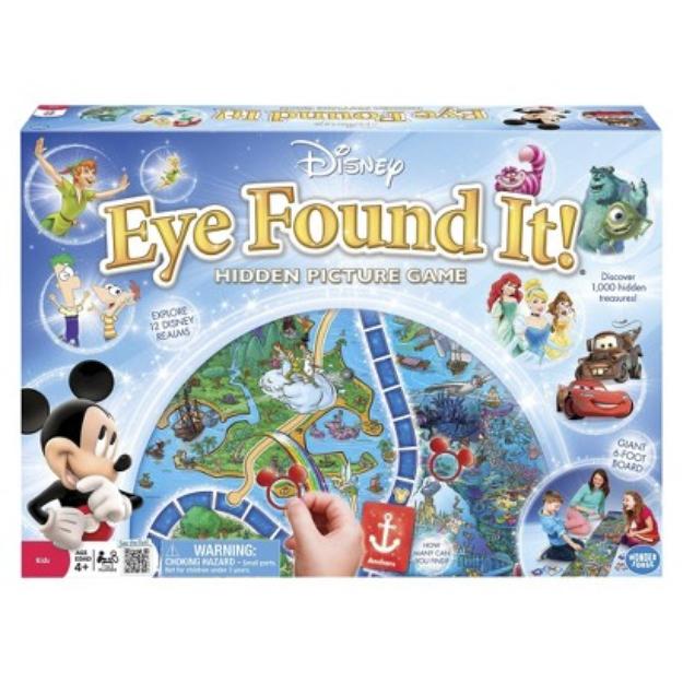 Disney Eye Found It Hidden Picture Game