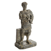 National GeographicTM Roman Statue Aquarium Ornament