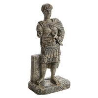 National GeographicTM Roman Statue Aquarium Ornament