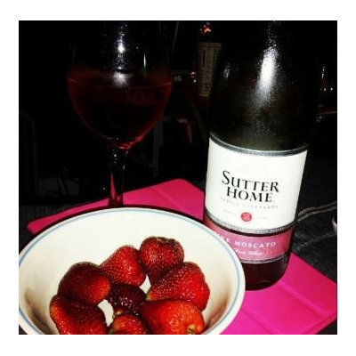 Sutter Home Pink Moscato Reviews