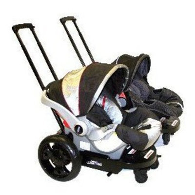 Go-go Babyz Travelmate Deluxe and Deluxe Cruizer Twins adapter