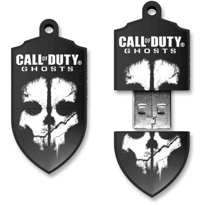 Call of Duty Ghosts 8GB Shield USB Flash Drive