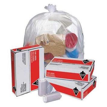TOUGH GUY 5XL45 Trash Bags,7 gal,6 micron, PK2000