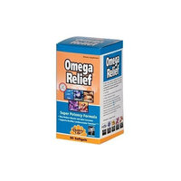 Country Life Omega Relief 90 Softgels