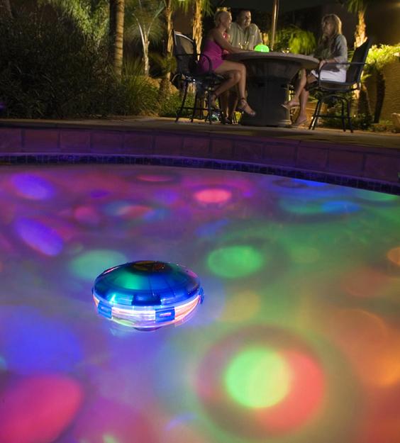 Aquaglow Game AquaGlow Underwater Swimming Pool LED Light Starship / 3559